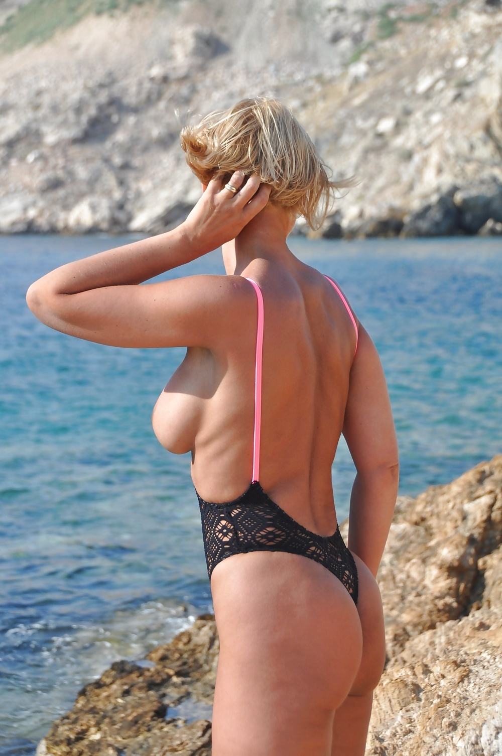 Bathing suit girls nude — pic 3