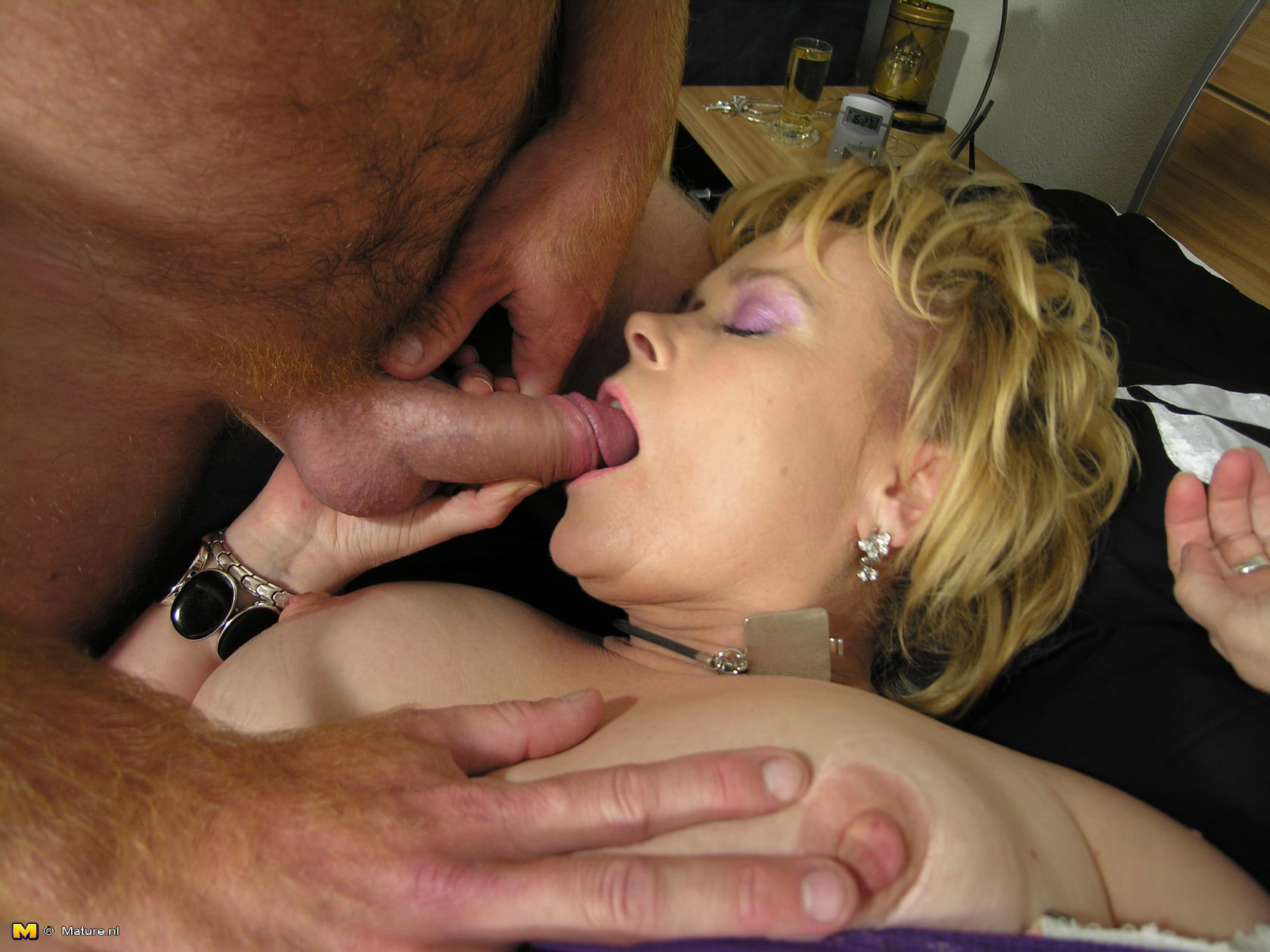 Sex mature slave couple