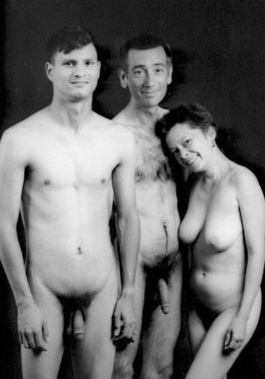 And son nudist Mother