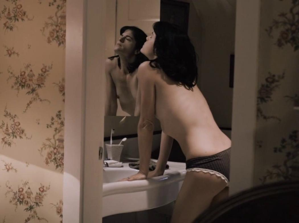 Mary mccormack nude ass