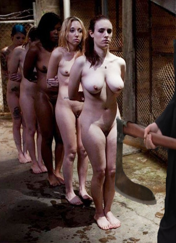 Holocaust Women Being Stripped Naked