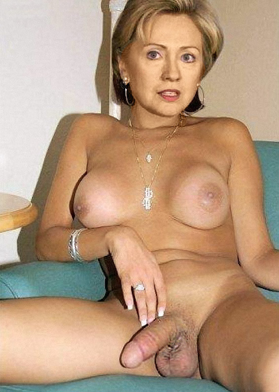 Hillary Clinton Nude Adultpic