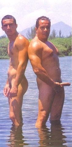 Real fathers and sons naked together, nakedchicas