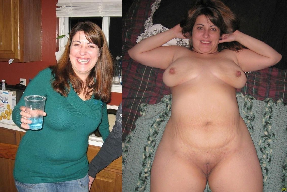 dressed undressed amateur mature Dressed/Undressed 2