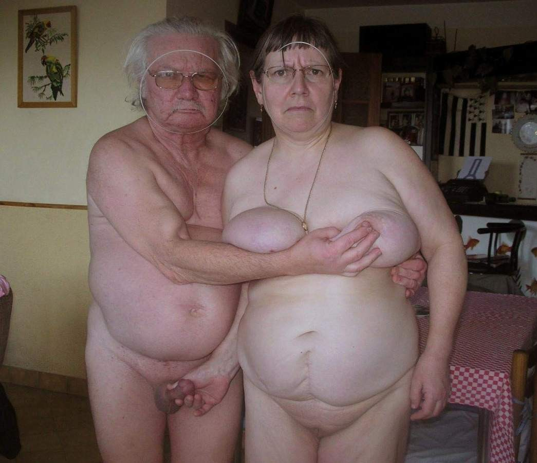 porn Granny and grandpa