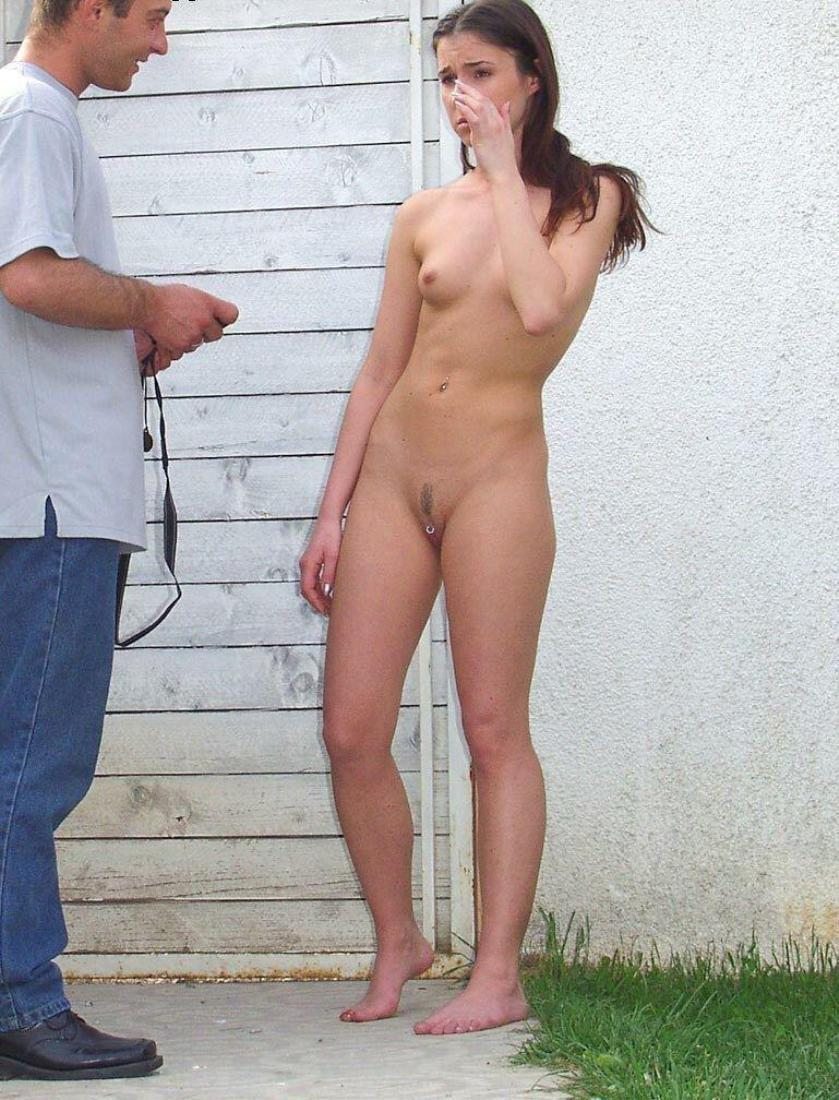 Embarrassed Naked Females Pictures