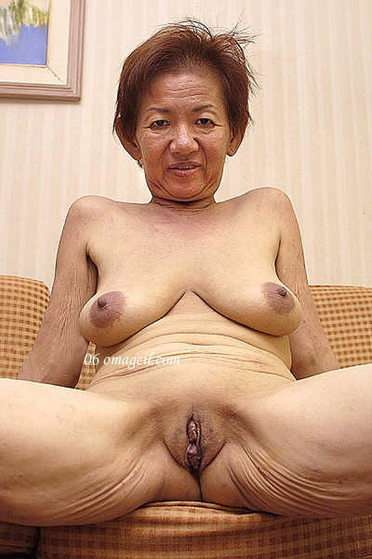 porn granny Old asian