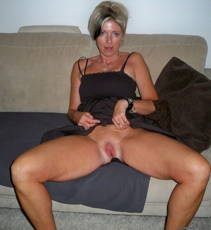 Milf and friend fuck young guy