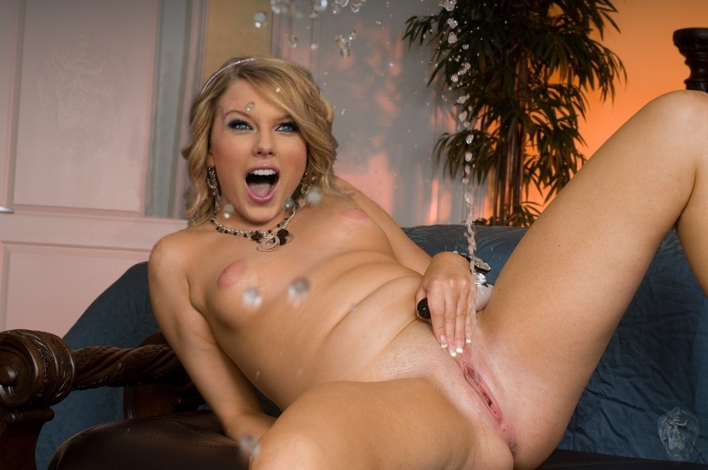 squirt fakes Taylor naked