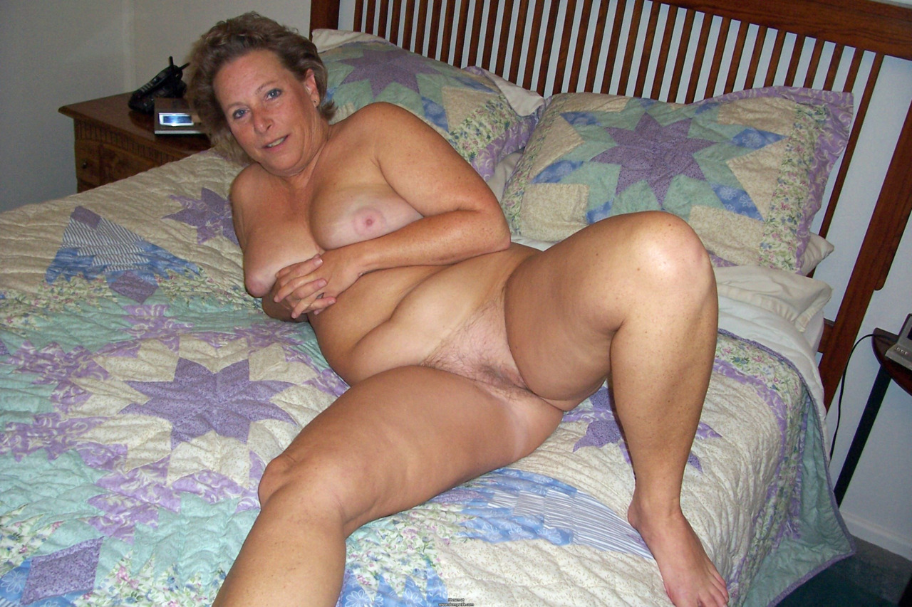 From nude old granny housewives