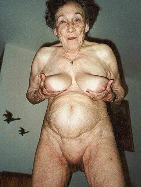 Images of naked old women