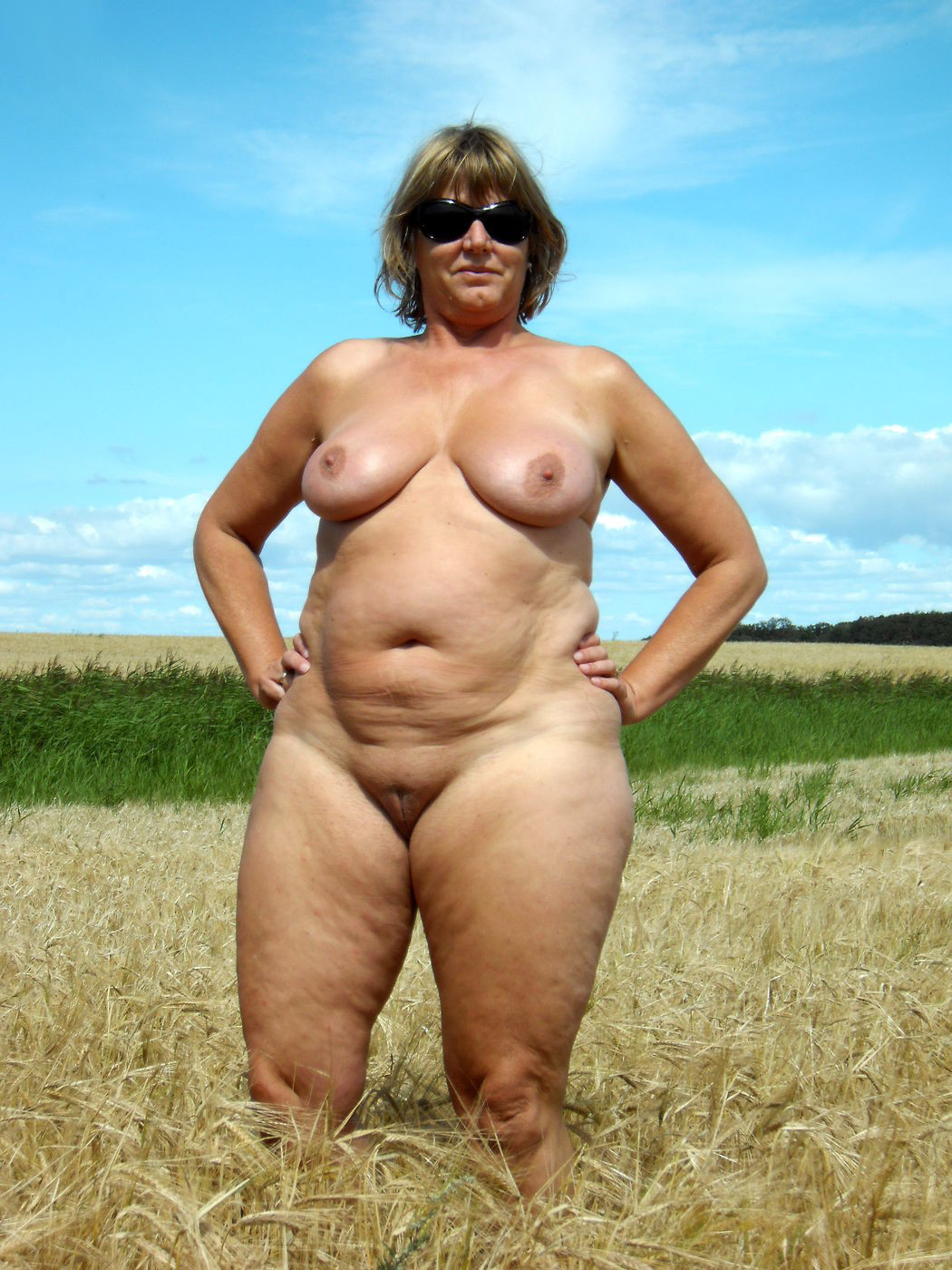 Bbw nudist pictures