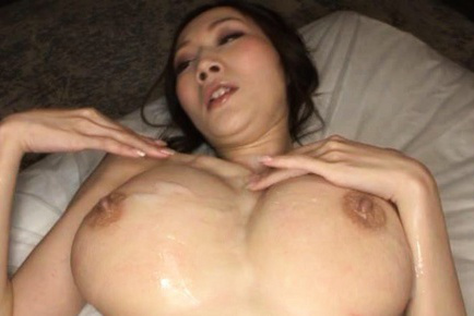 Cum On Asian Big Tits