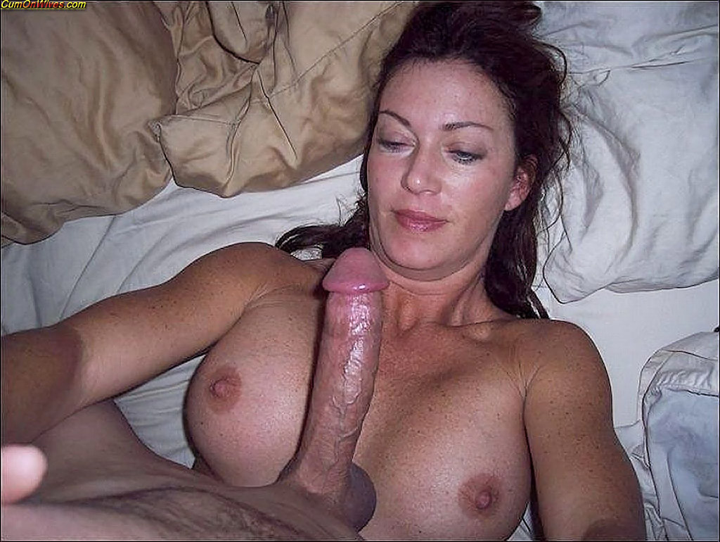 Real homemade mature wife naked