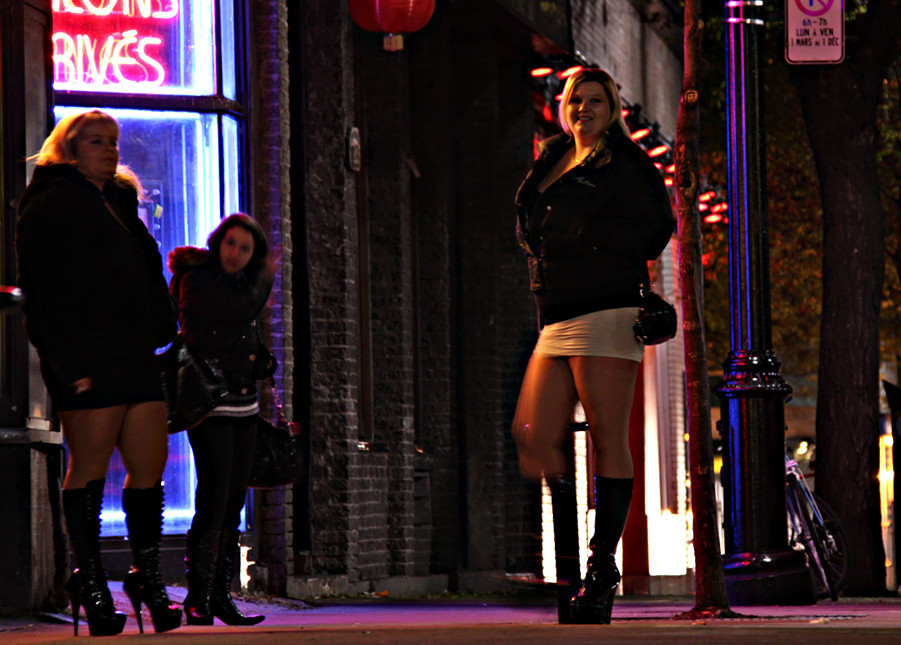 The rise of prostitution in the early republic