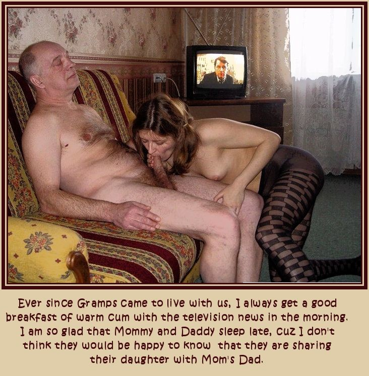 Sex with grandpa stories