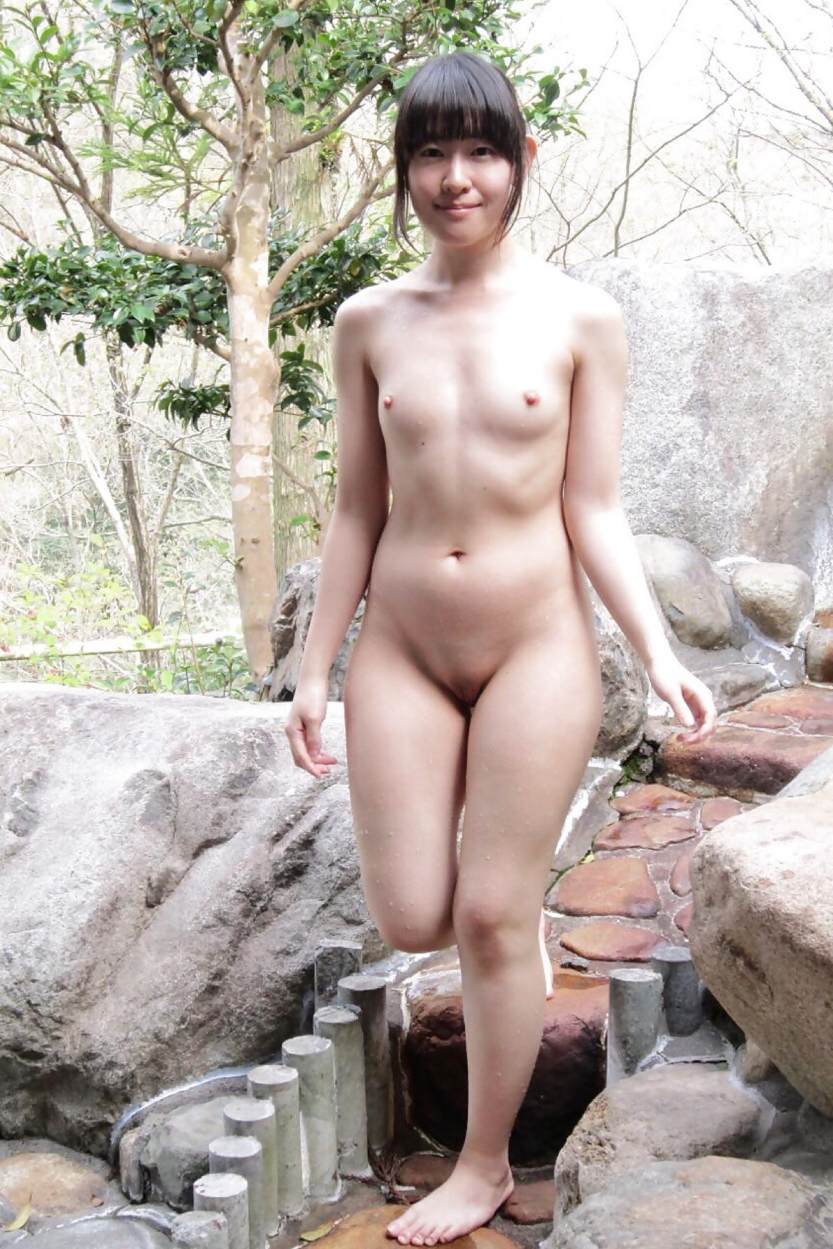 Seems excellent Japanese wife nude mine the