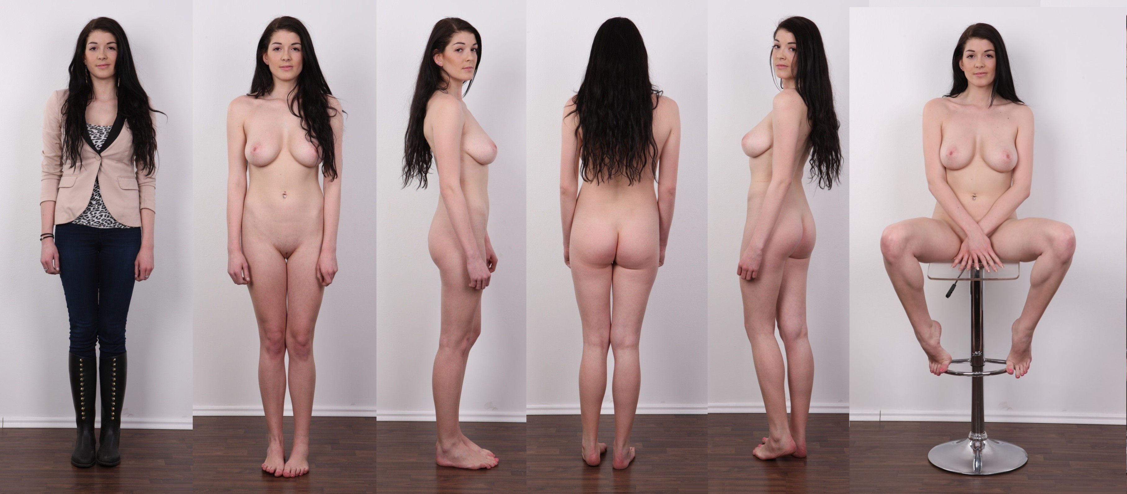 Chamber nude girls without pads