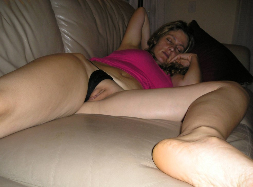 Anal sex passed out wife