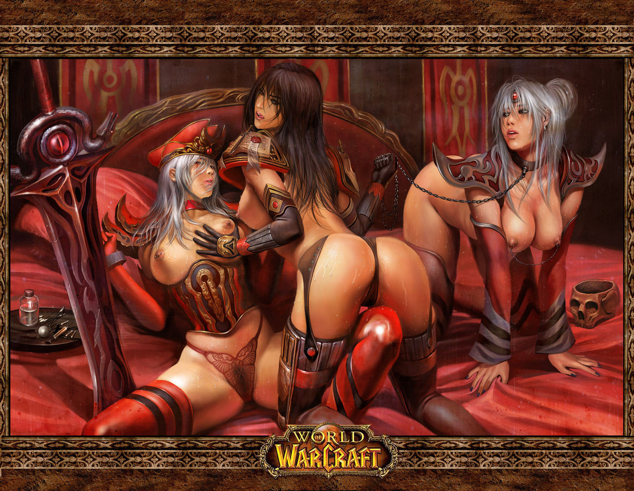 Fuck warcraft photos erotic film