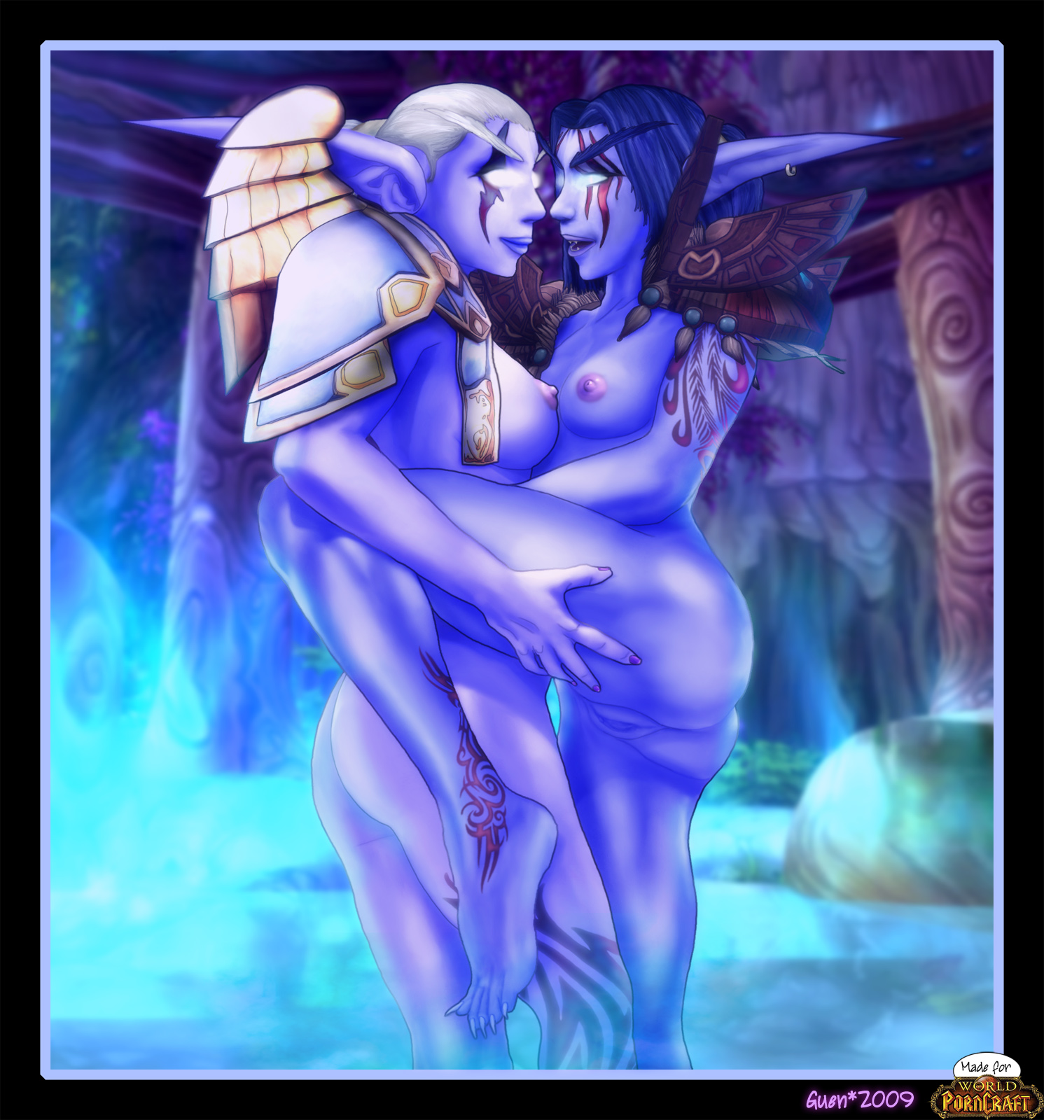 Nude pic of night elf hentay sluts
