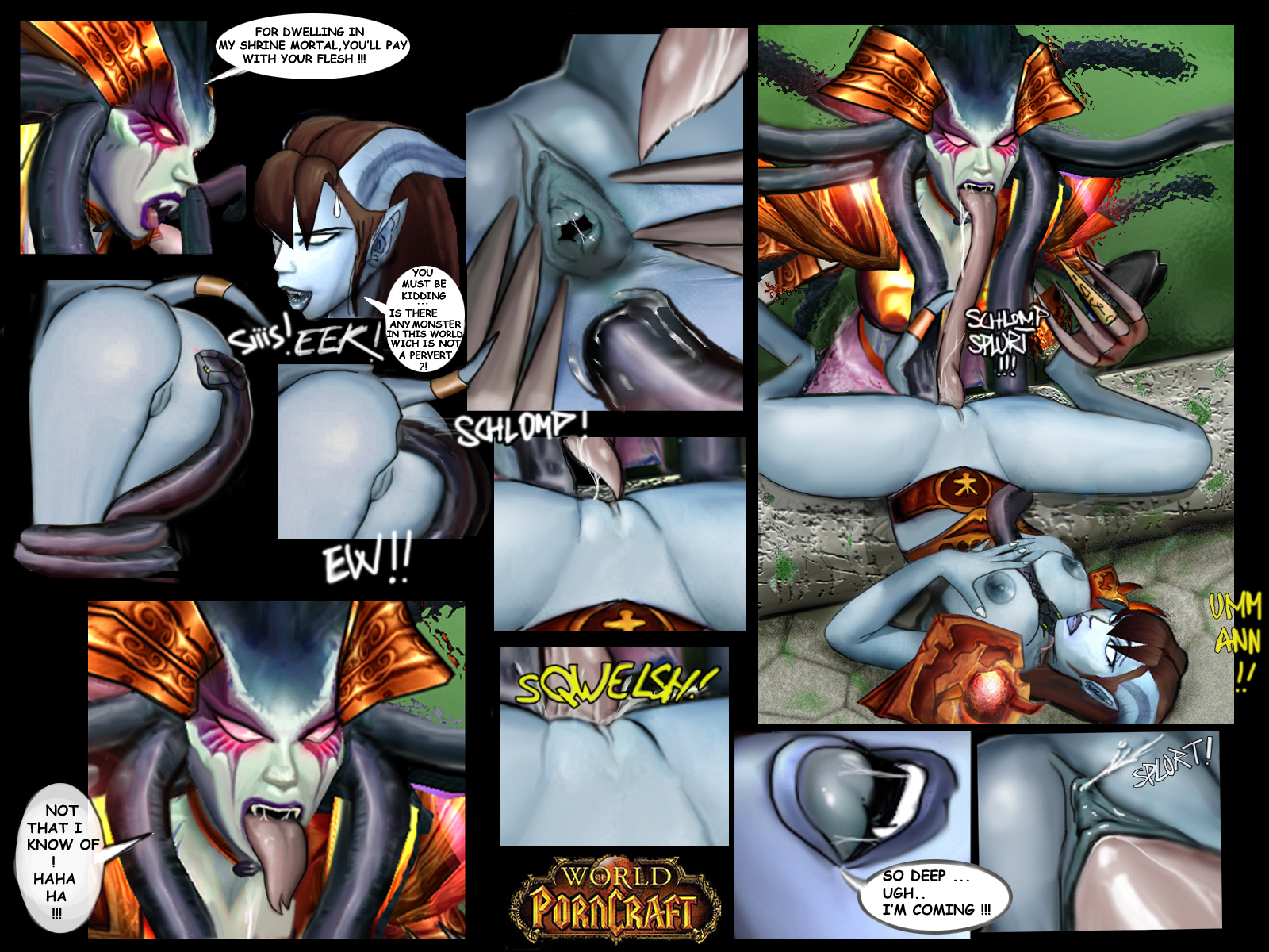 World of warcraft porn warcraft dwarves erotic comics