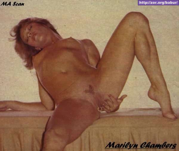 Opinion Photos of marilyn chambers nude apologise
