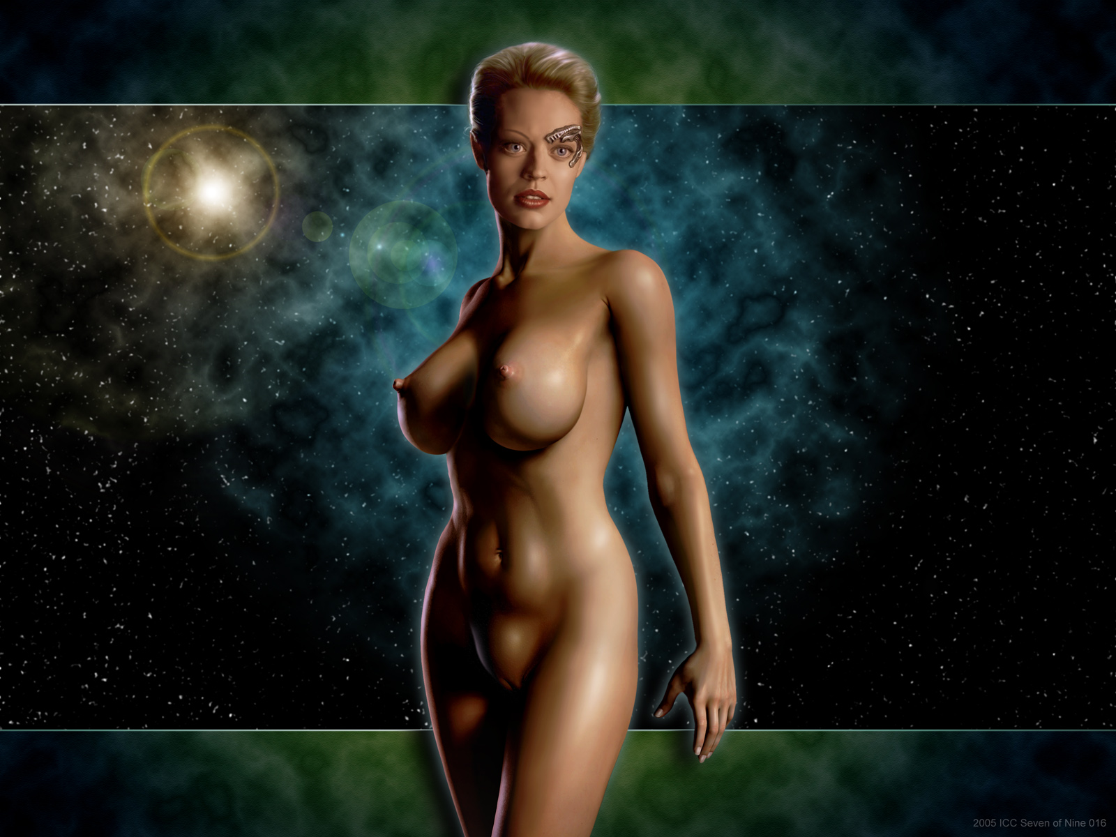 fake nude Star trek girls