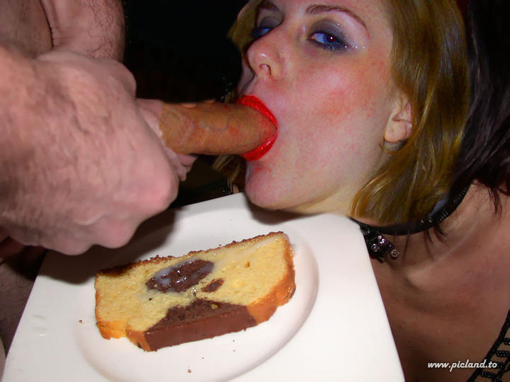 :-) she food for more sperm