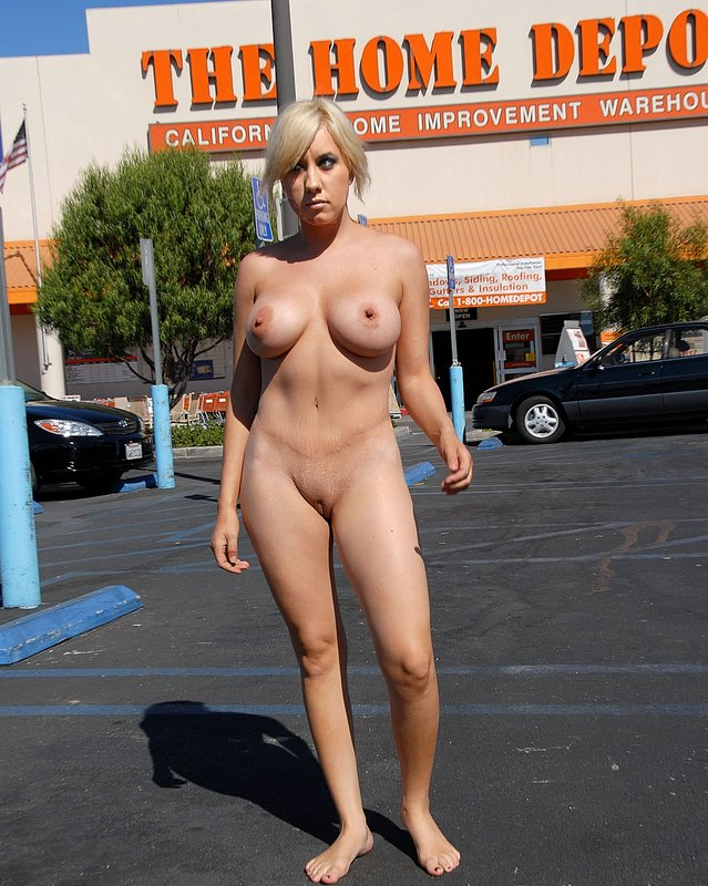 Thanks how Nude girls at home depot casually