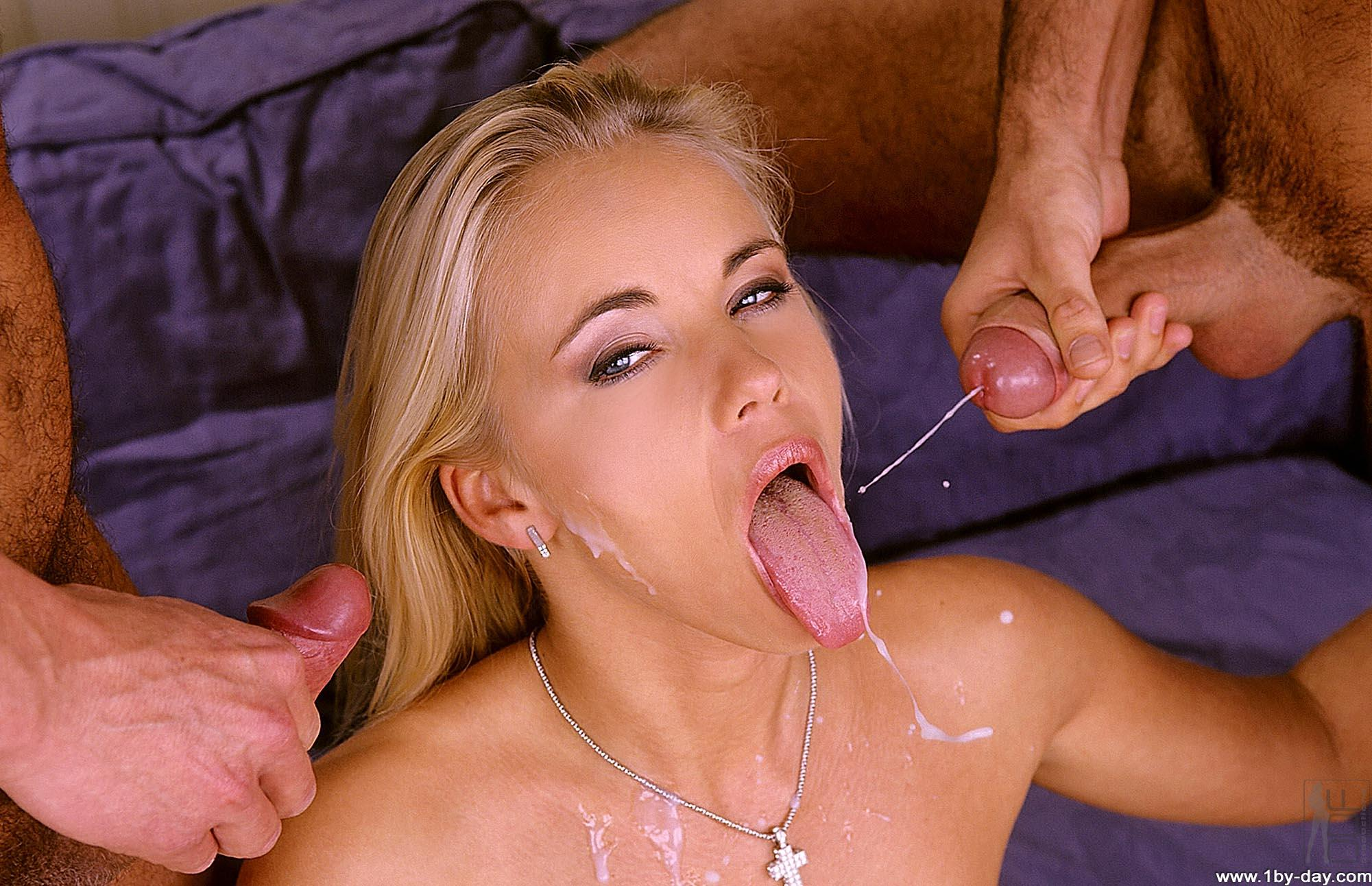 Shot facial pictures cumshot
