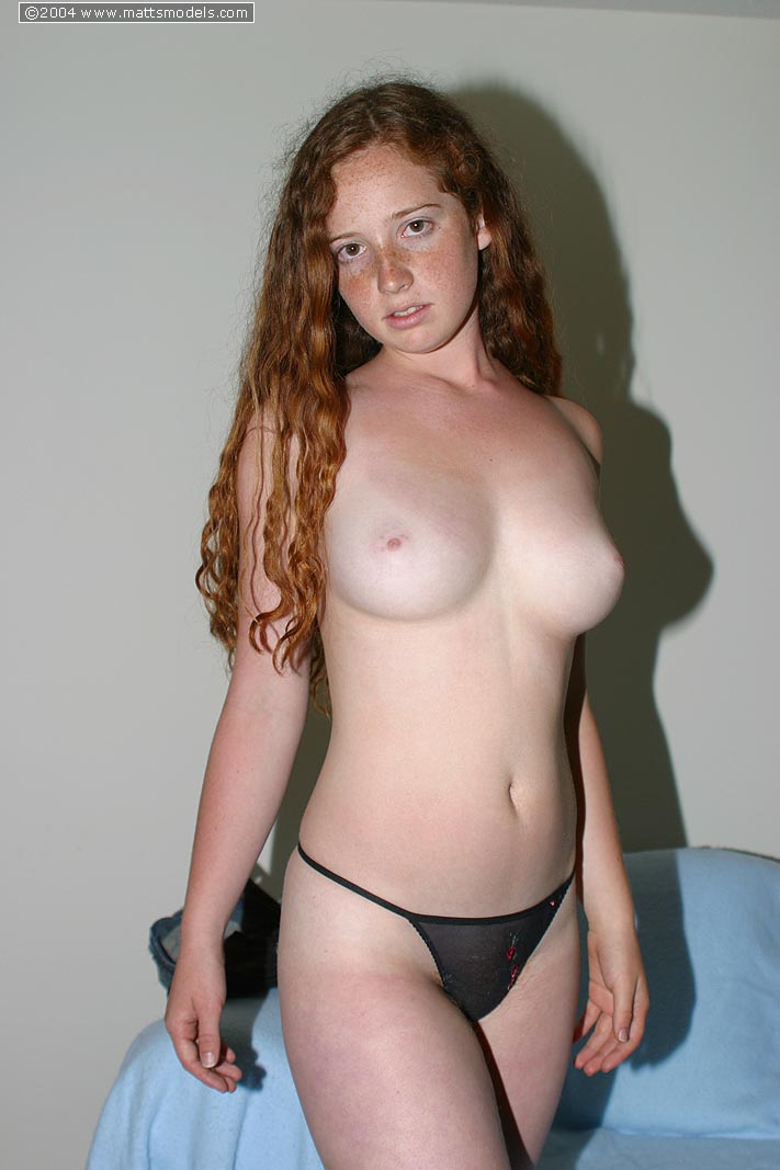 Apologise, but, hairy naked redhead girls share your