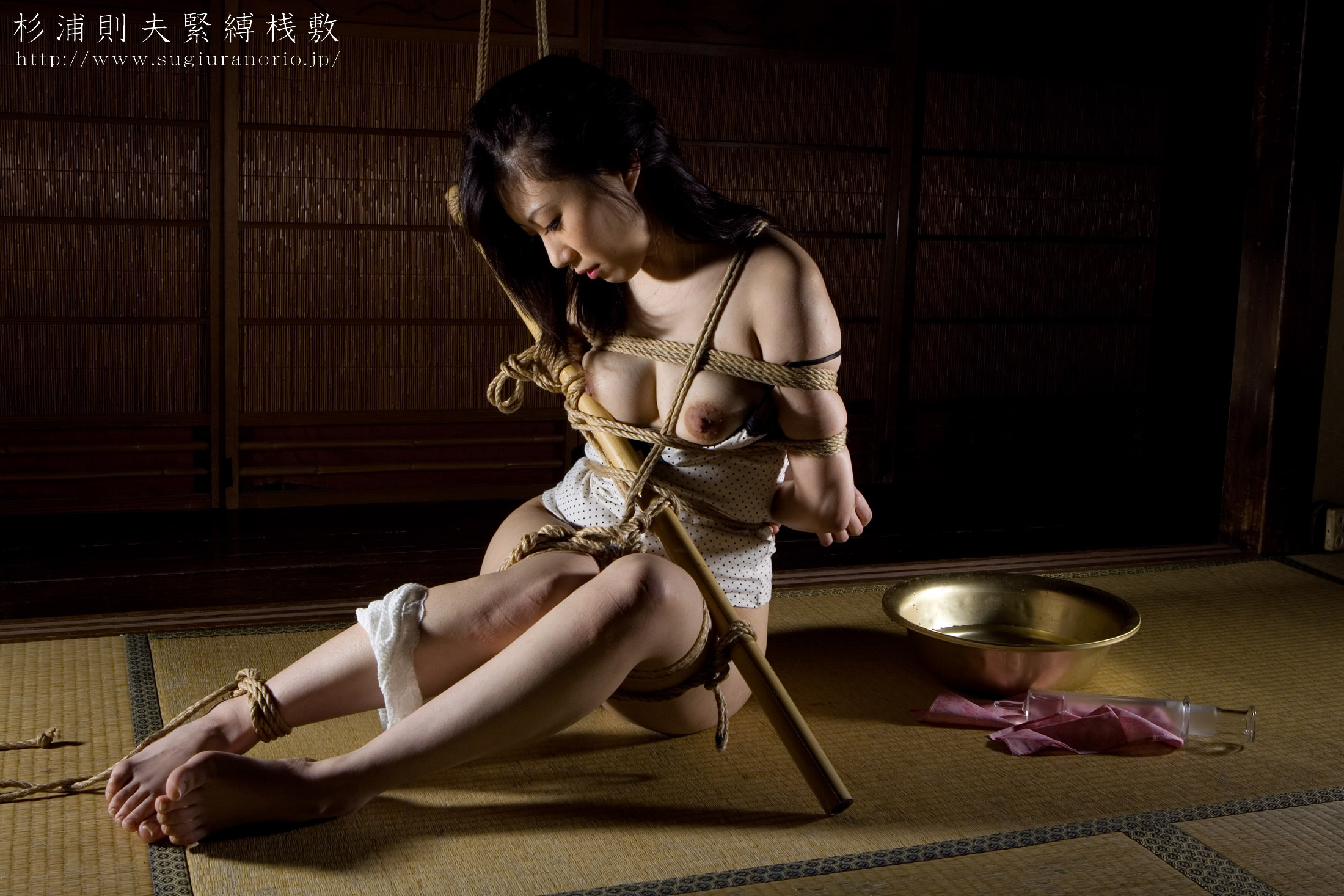 Big Tit Japanese Bondage