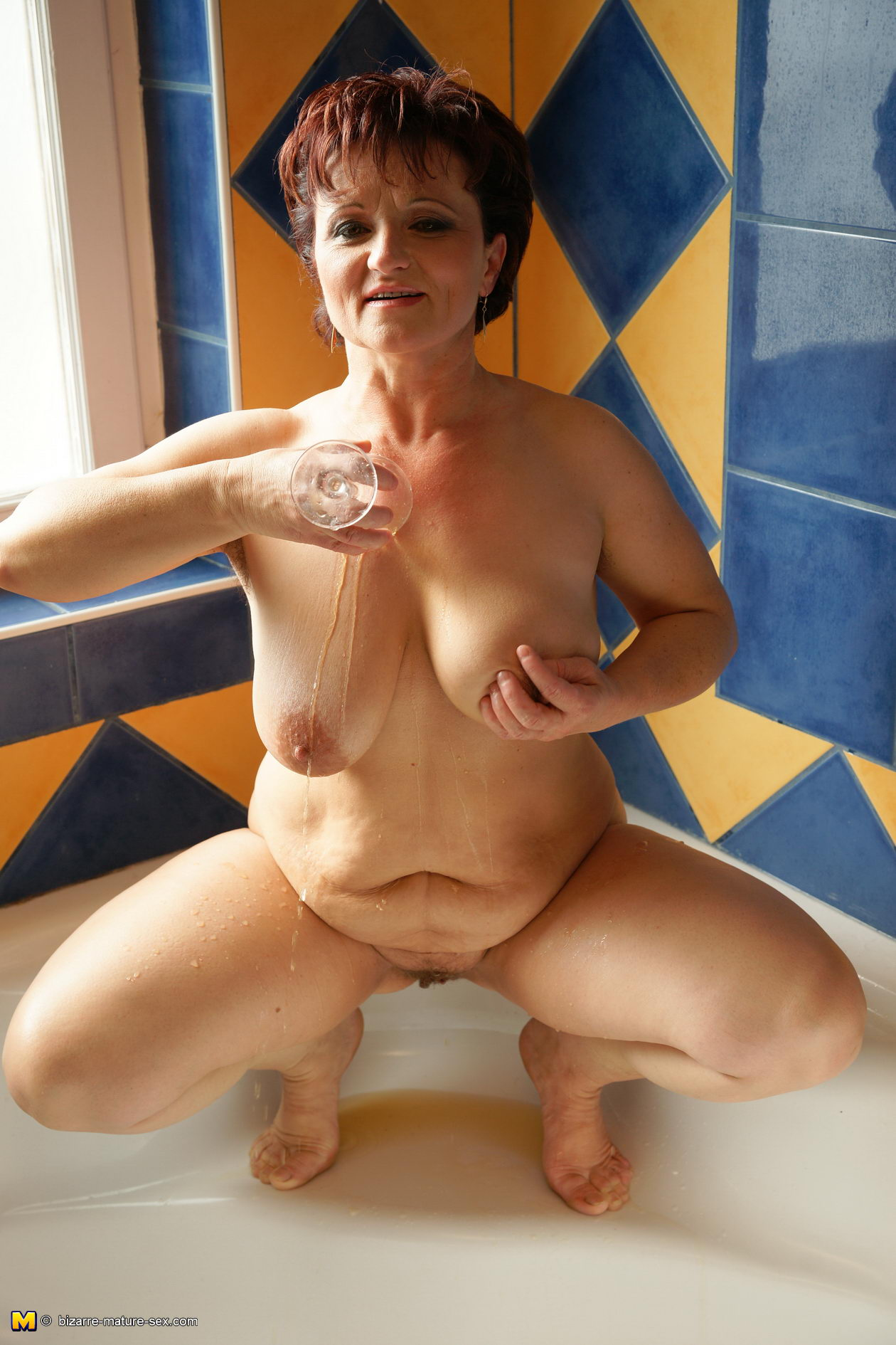 Mature Women With Saggy Boobs