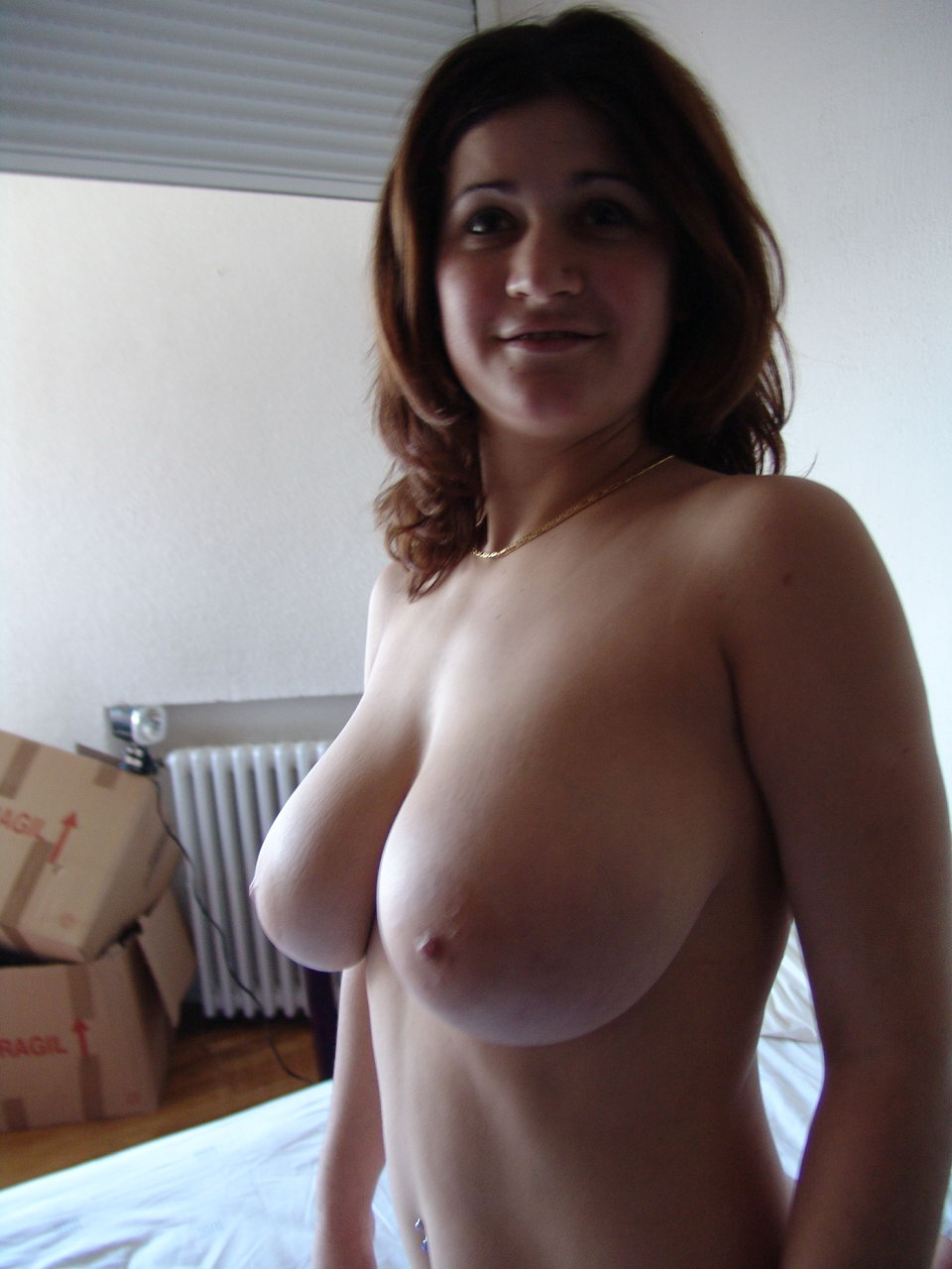 Amateur fuck Teenage busty natural