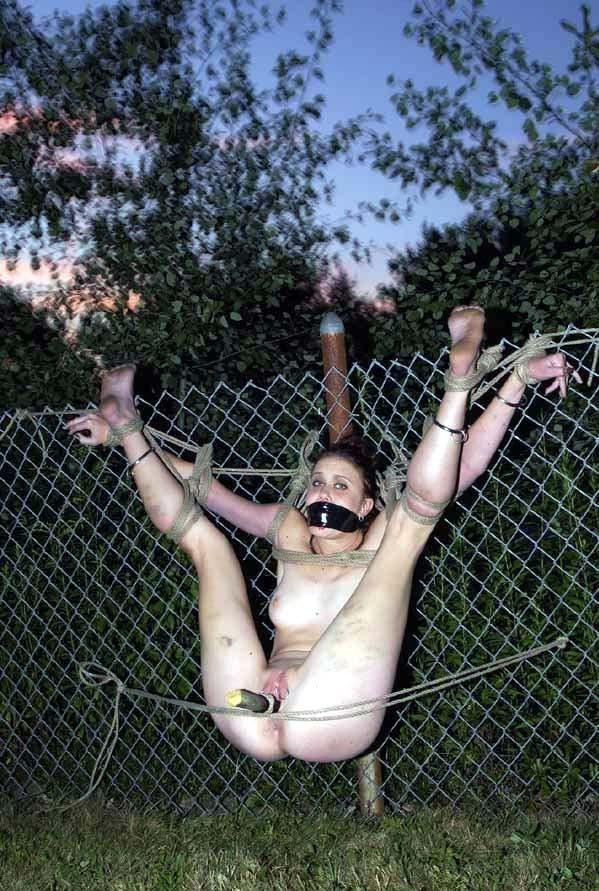porn torture and hanging