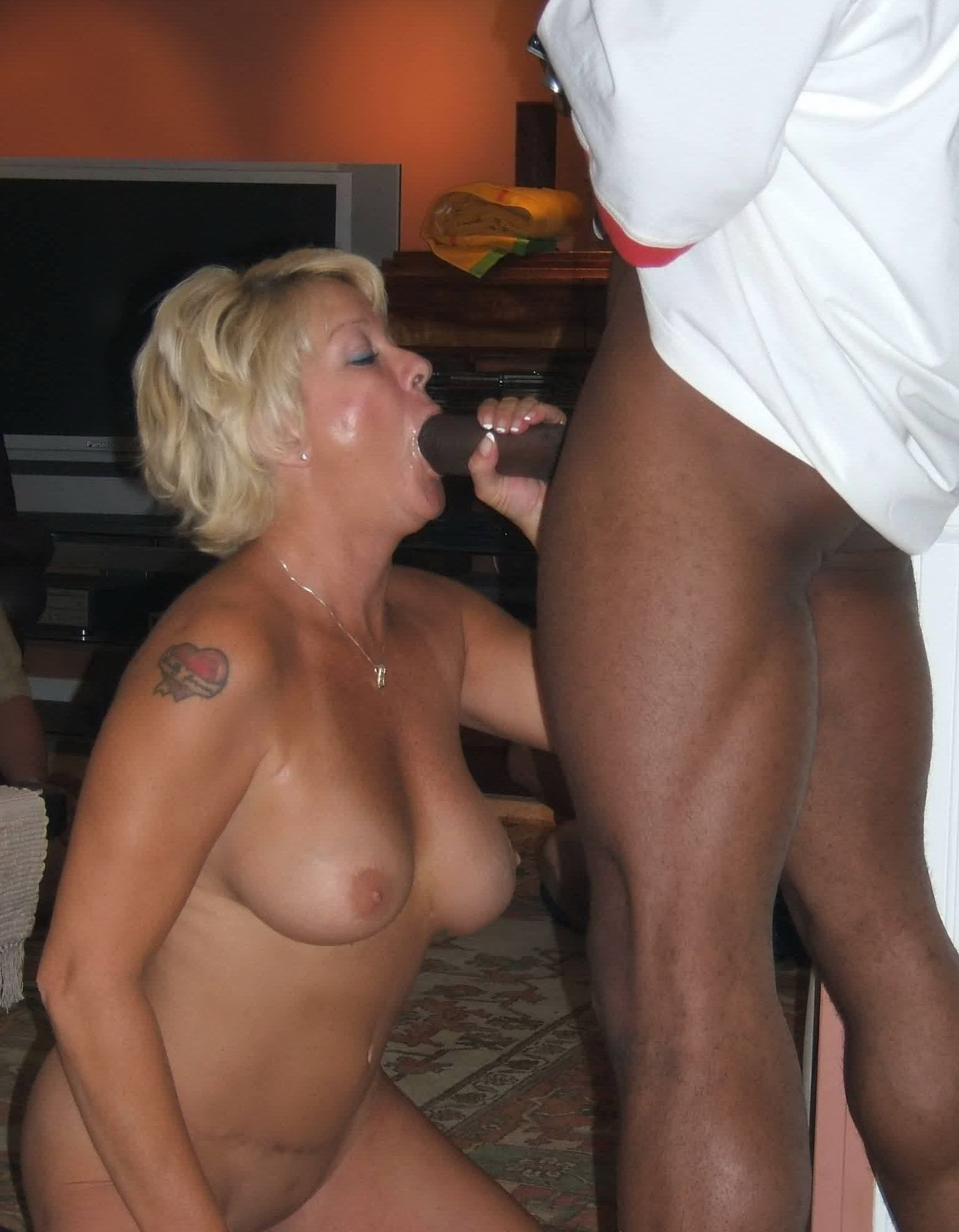 Mad thumbs and amateur interracial