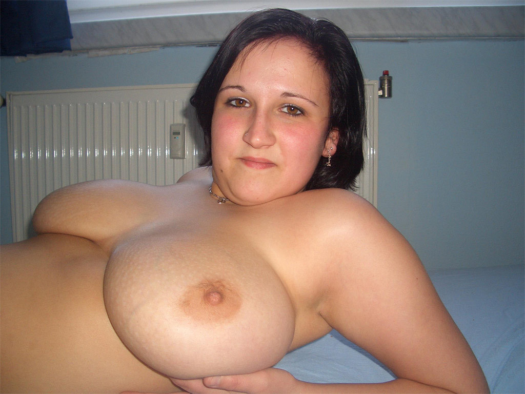 Chubby Big Tits Homemade