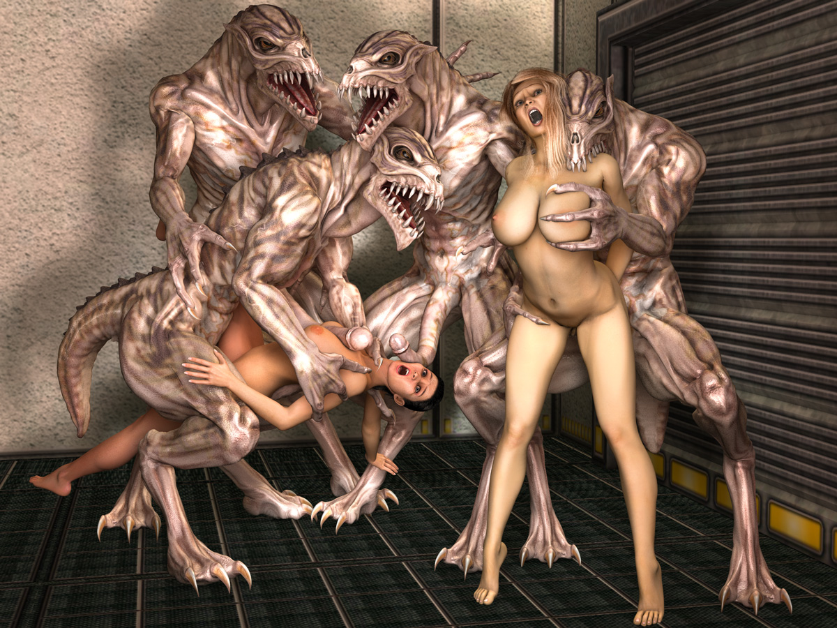 Alien girls nude 3d galleries porn slut