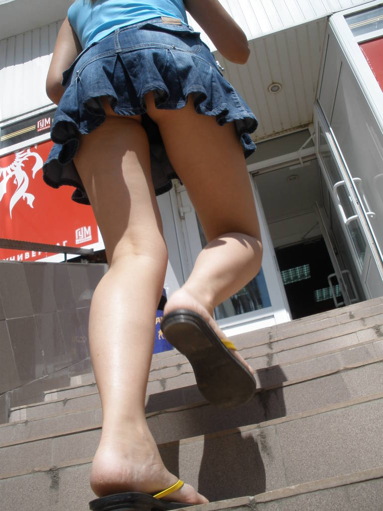 Final, sorry, Candid student upskirts can