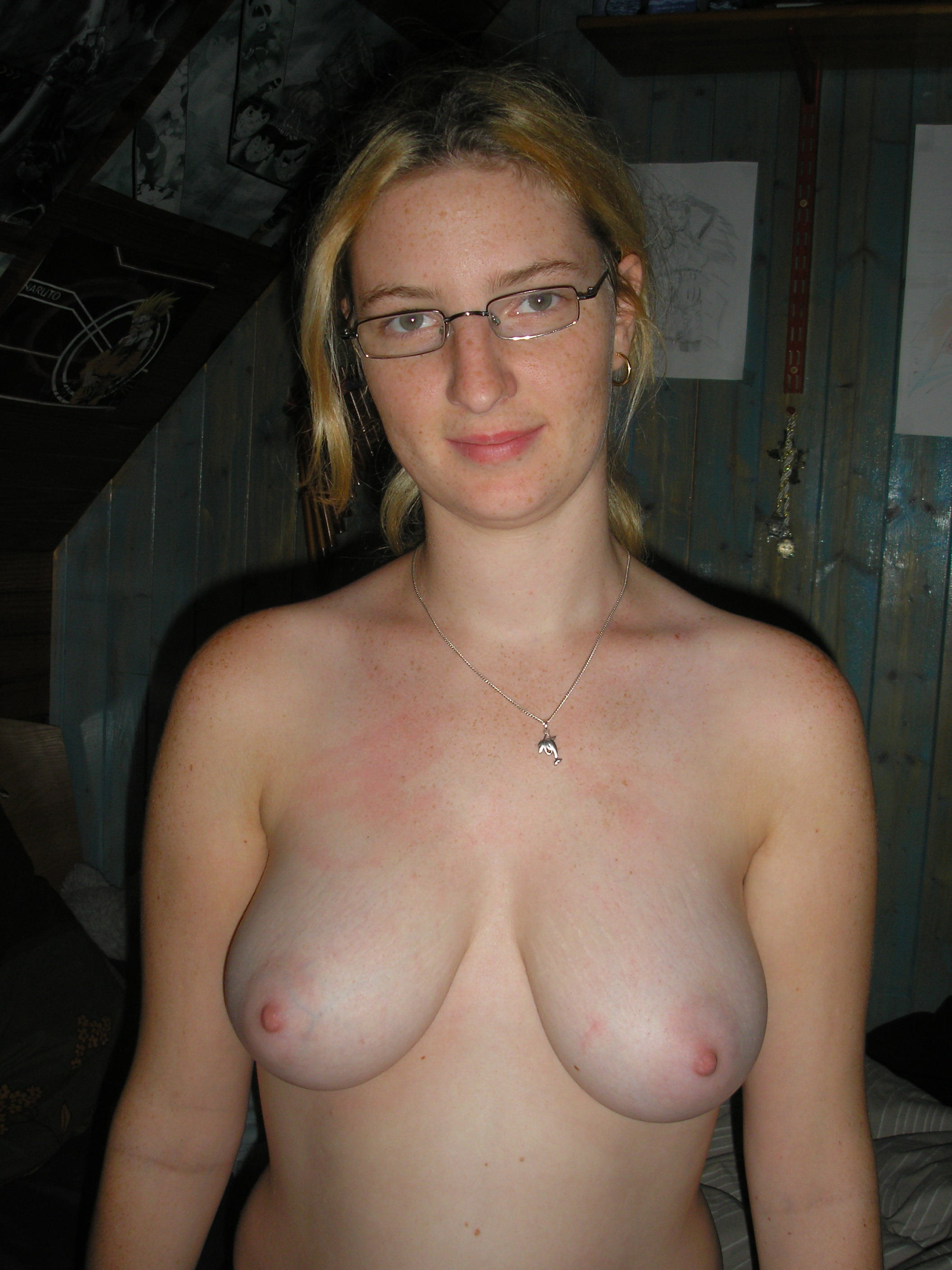 Apologise, ugl nerdy naked girls