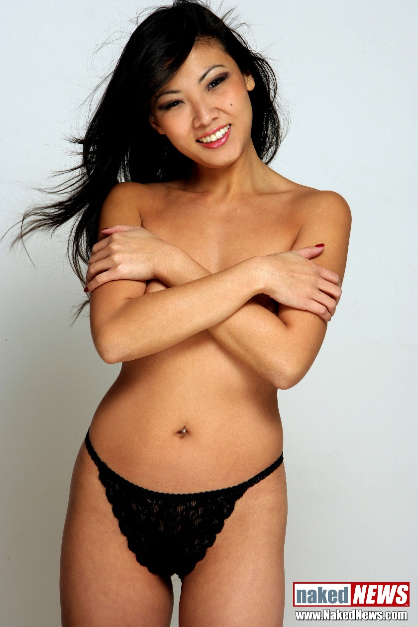 naked news lilly kwan