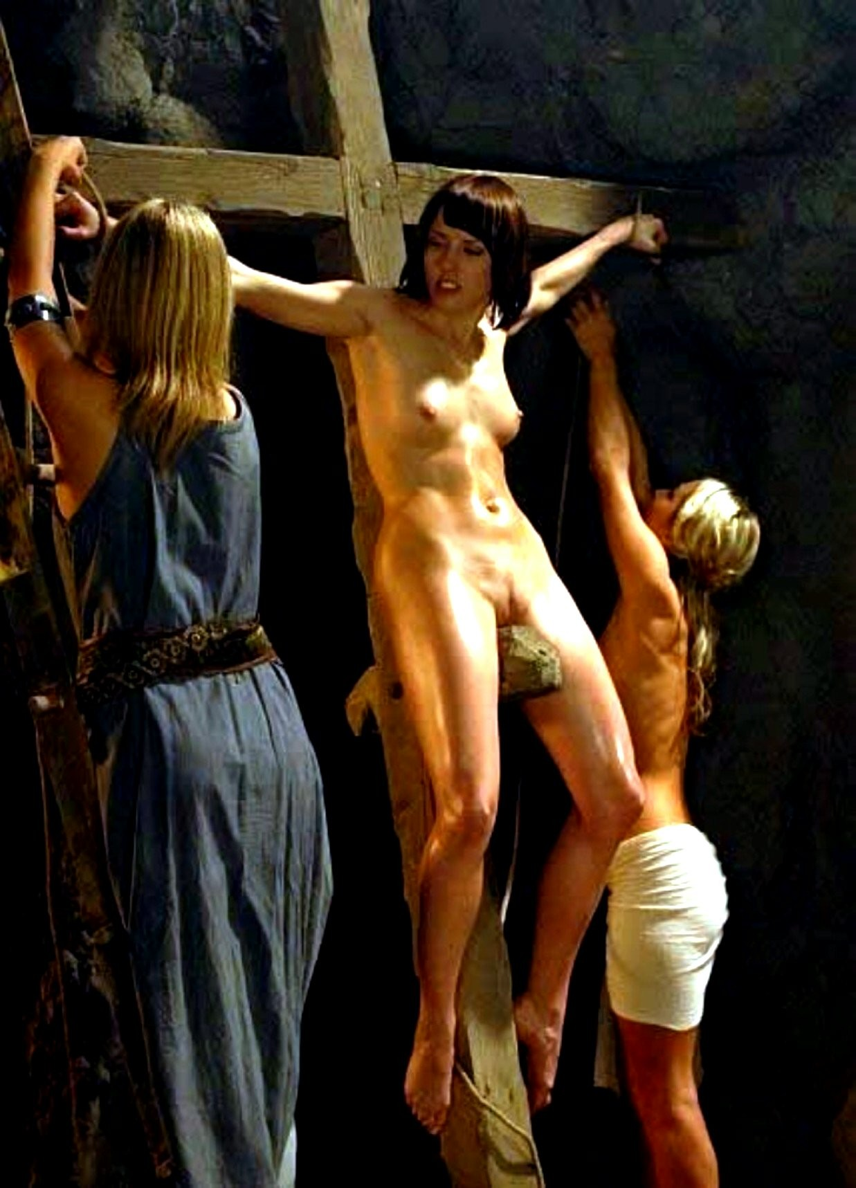 Crucified porn pics the