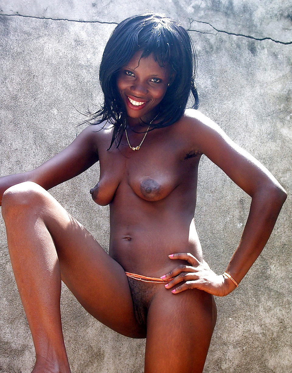 Nude African Native 34