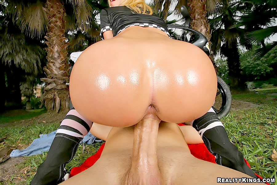 Big ass oiled xxx