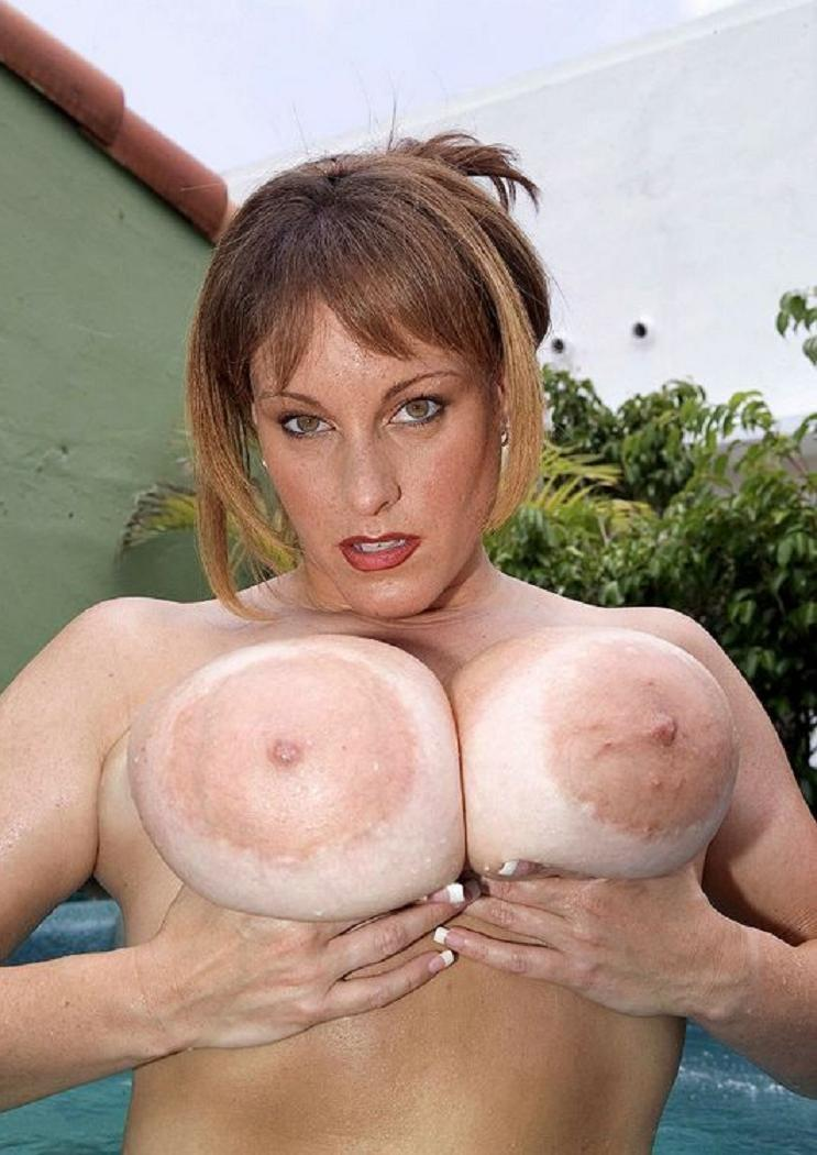 porn Large areola