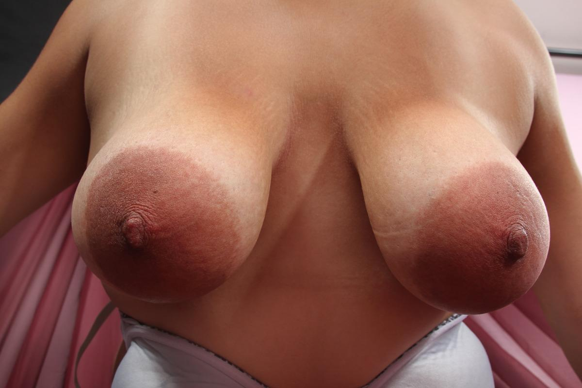 Pictures of women s large nipples