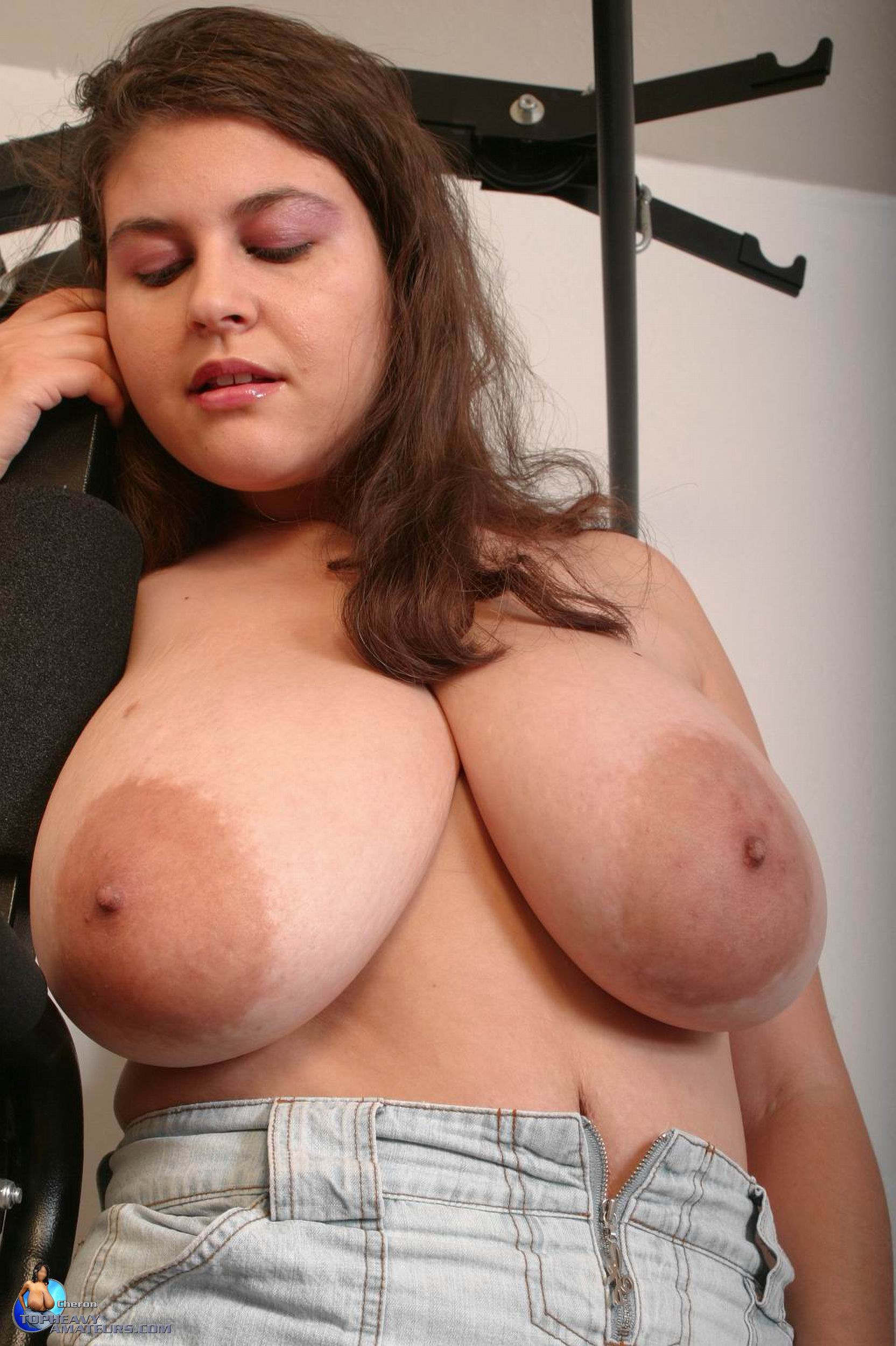Huge Natural Tits Pov Fuck