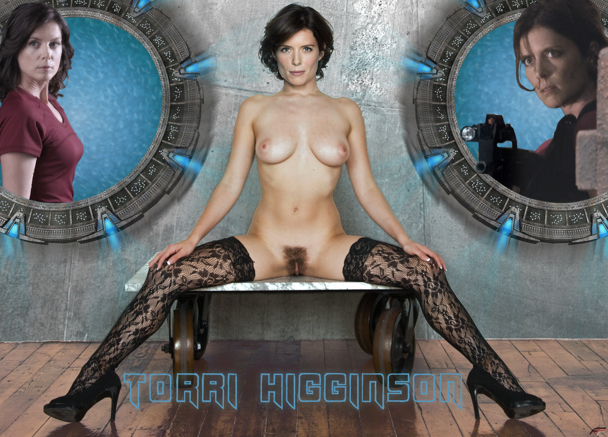 Naked pictures of torri higginson — 12