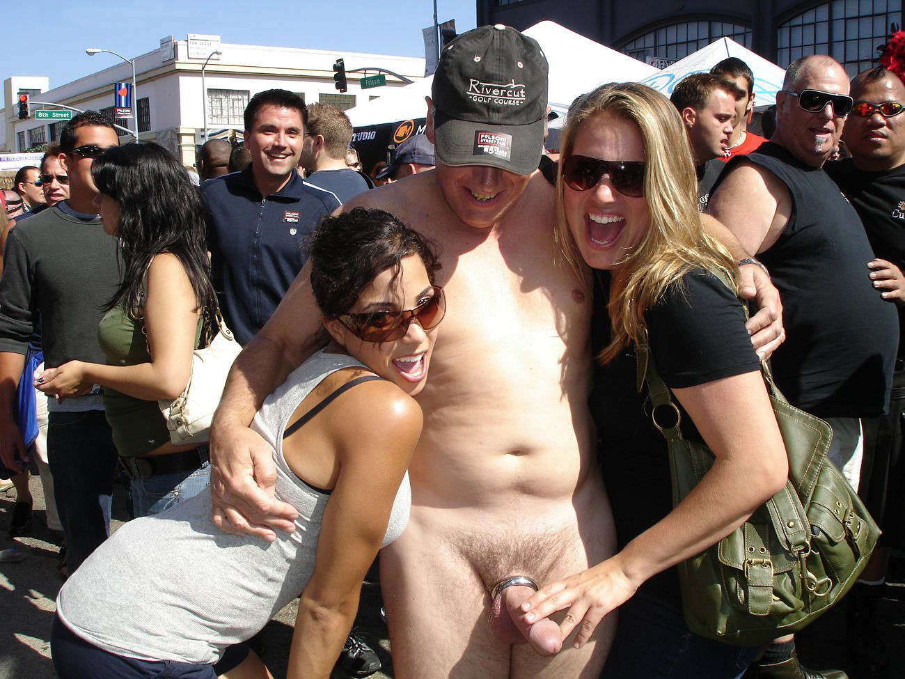 cfnm street Shared by stumpy67 - Public Exhibitionism